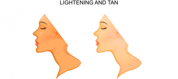 Ways to Lighten the Skin Tone